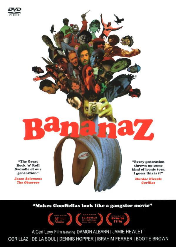 Bananaz DVD