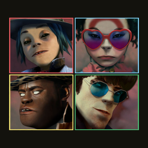 Humanz Deluxe