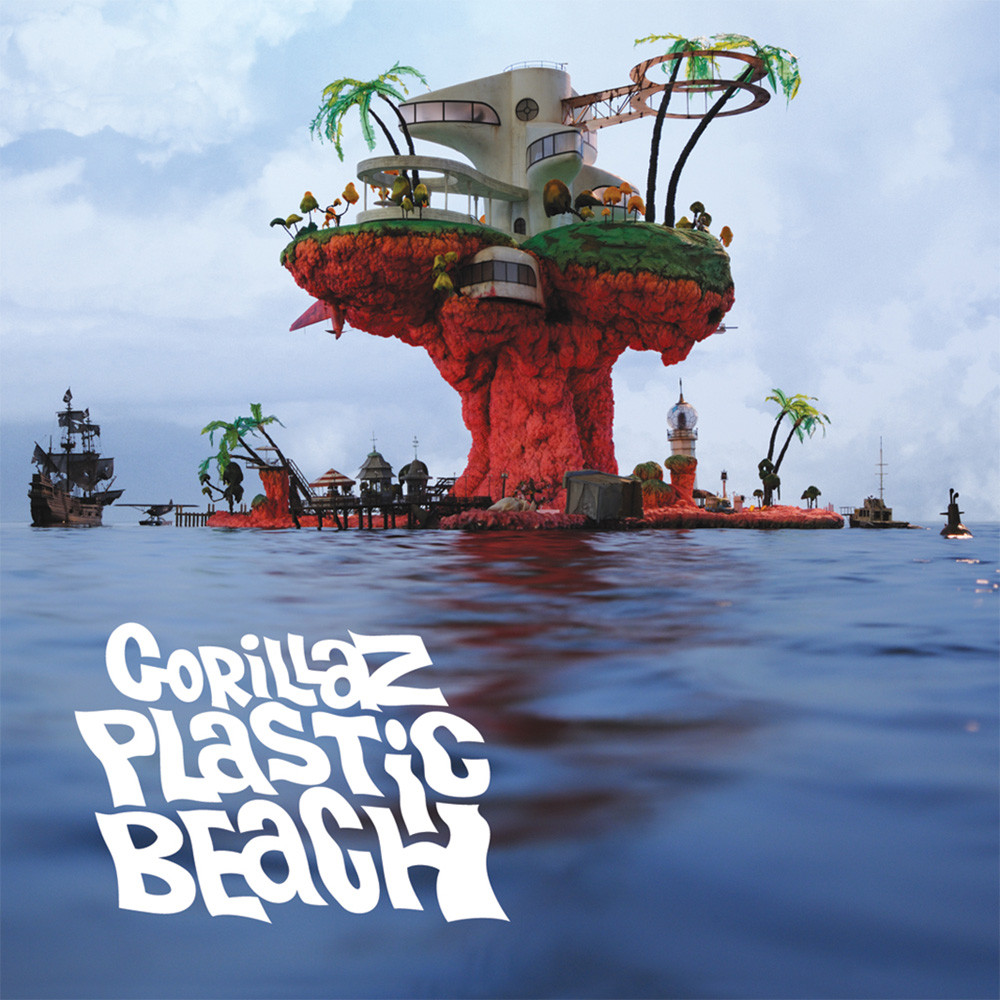 Plastic Beach (Japanese Edition)