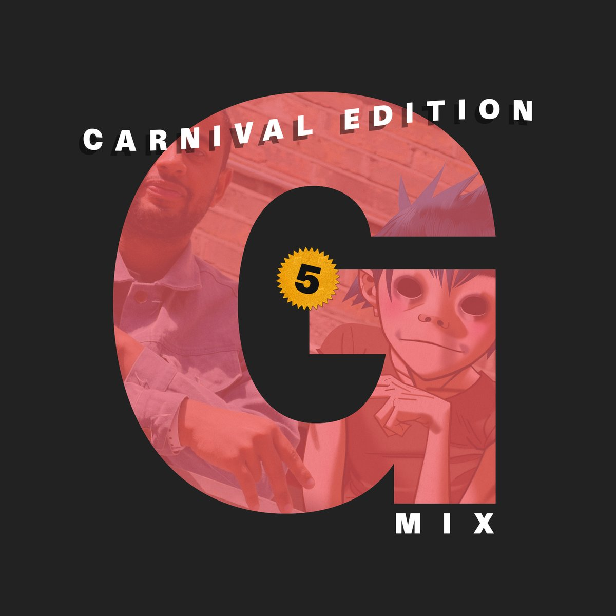 G-Mix: 2D (Carnival Edition)