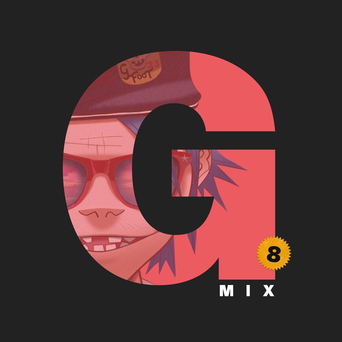 G-Mix: 2D 8