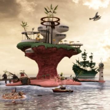 Escape to Plastic Beach Game