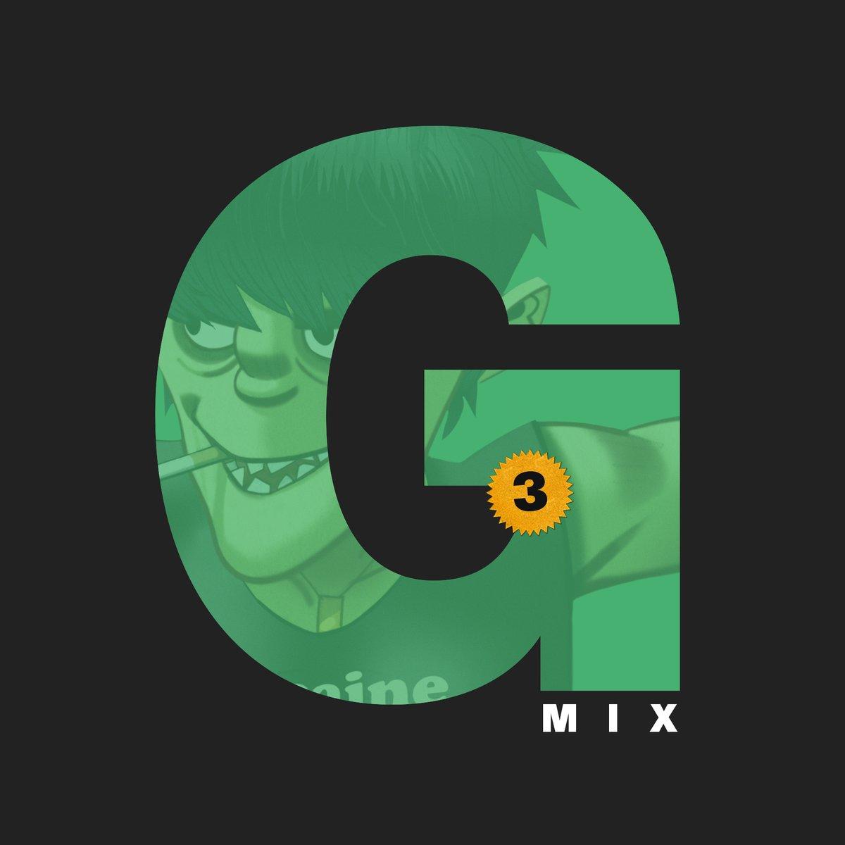 G-Mix: Murdoc 3