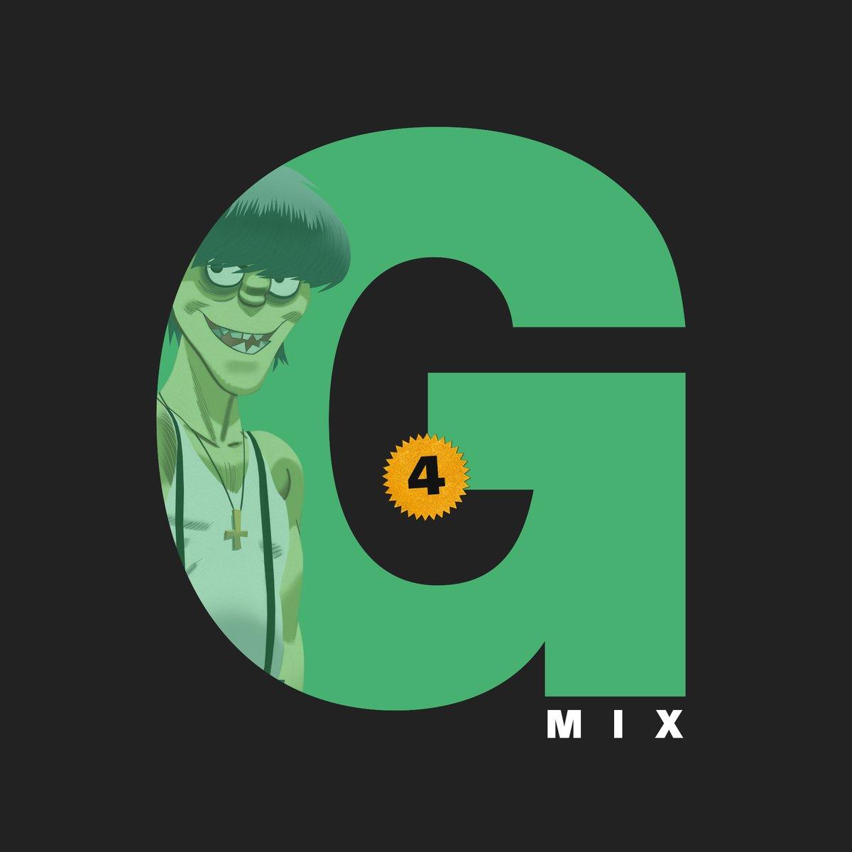 G-Mix: Murdoc 4