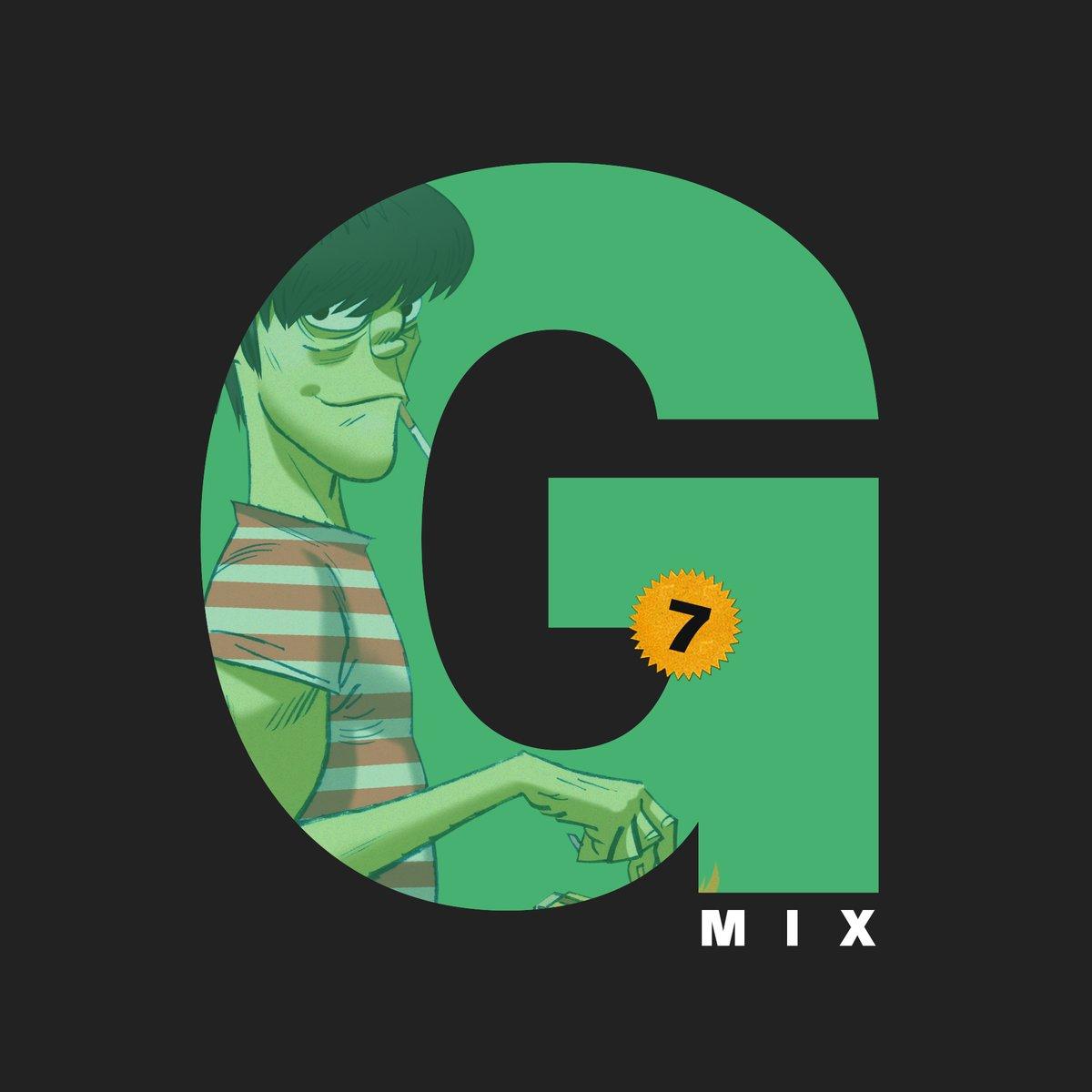 G-Mix: Murdoc 7