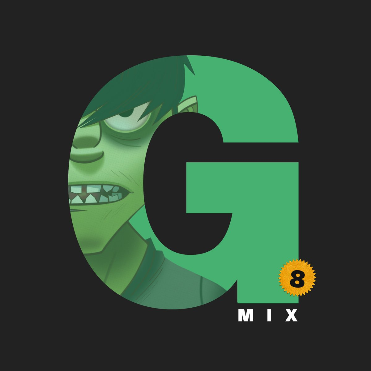 G-Mix: Murdoc 8
