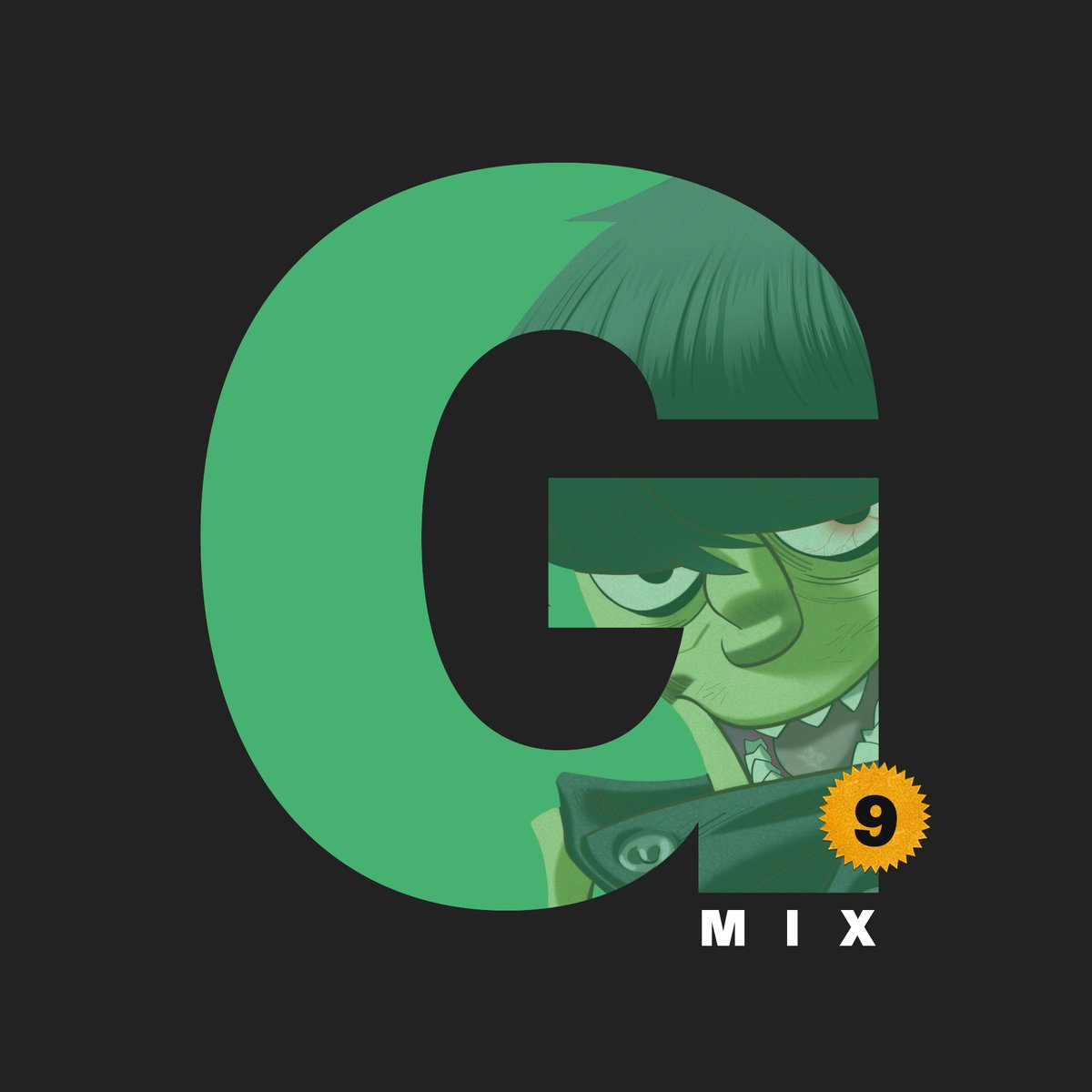 G-Mix: Murdoc 9