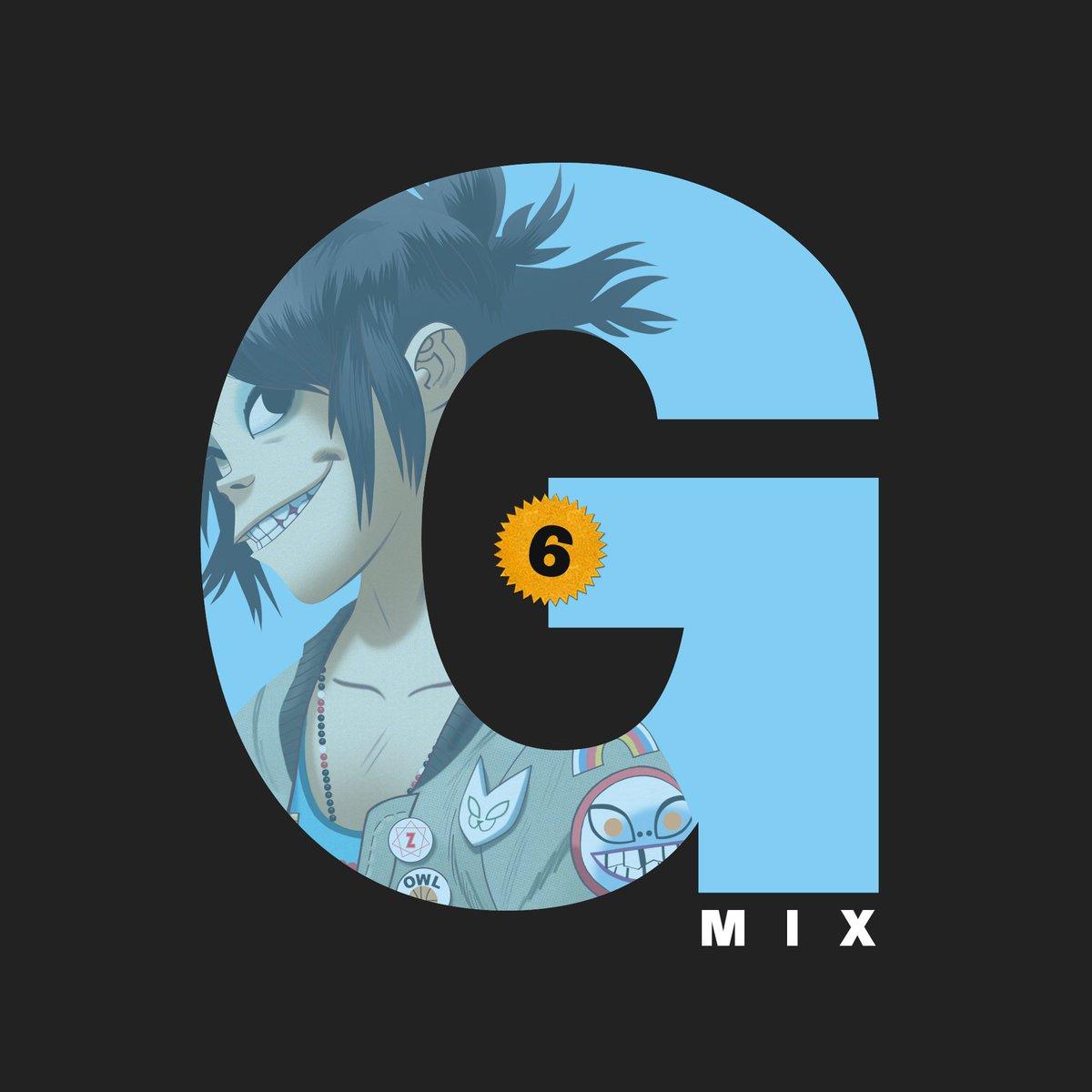 Noodle G-Mix 6