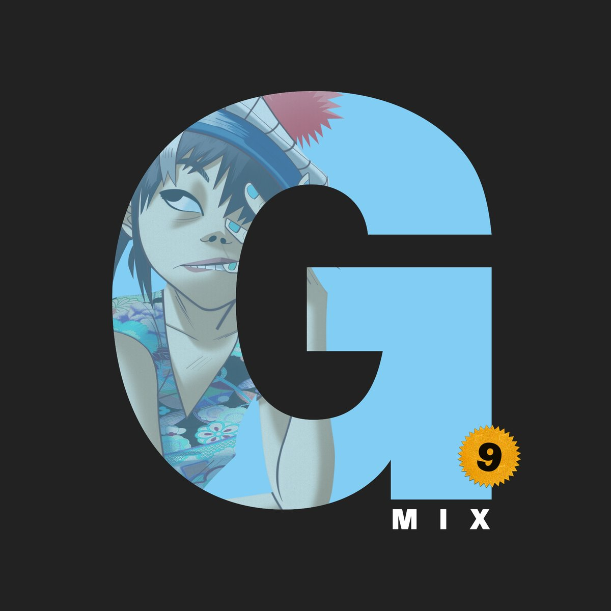 Noodle G-Mix 9