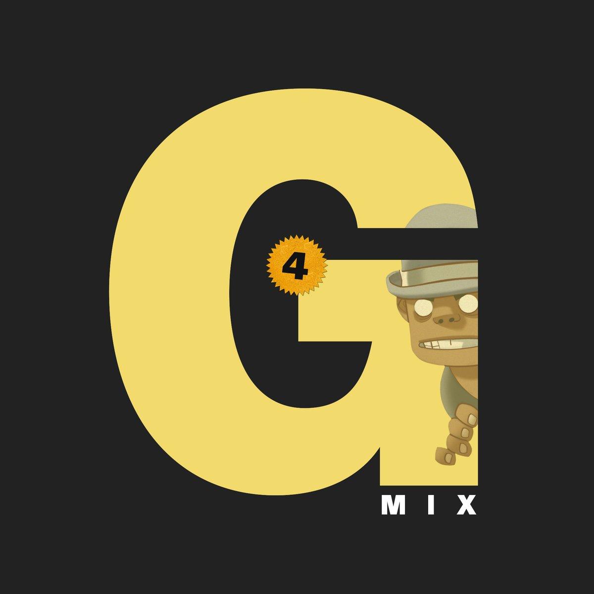 G-Mix: Russel 4
