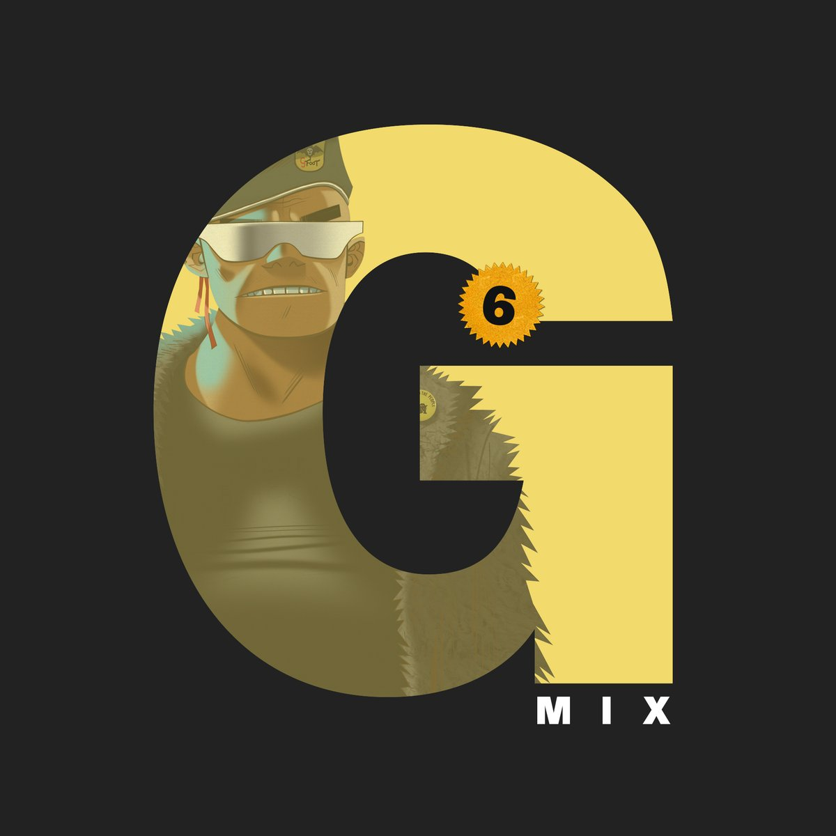G-Mix: Russel 6