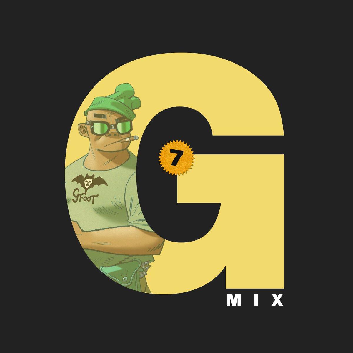G-Mix: Russel 7