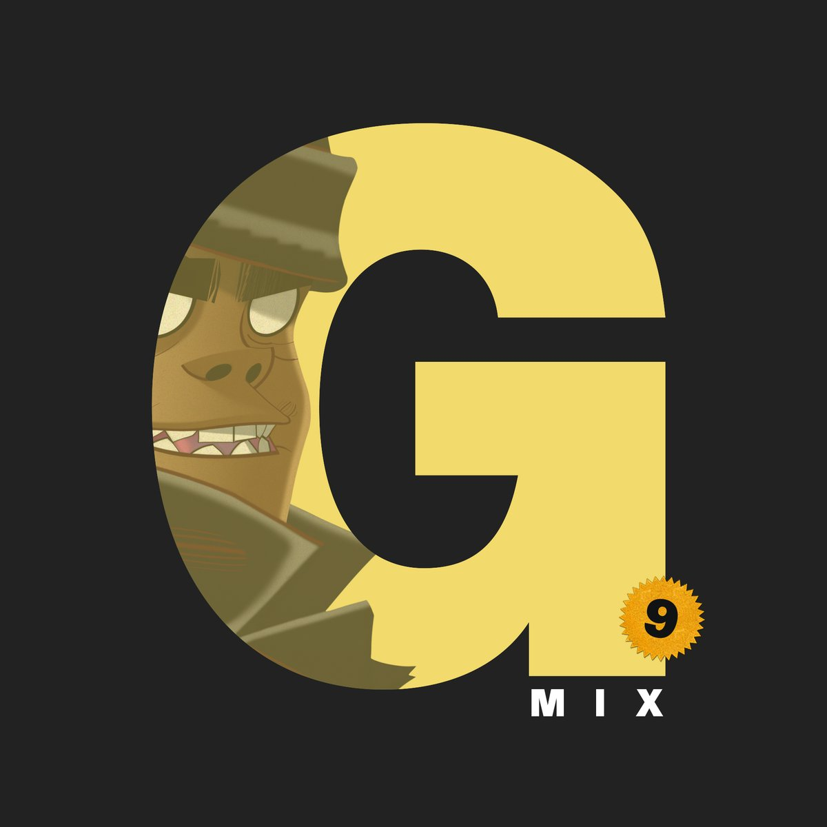 G-Mix: Russel 9