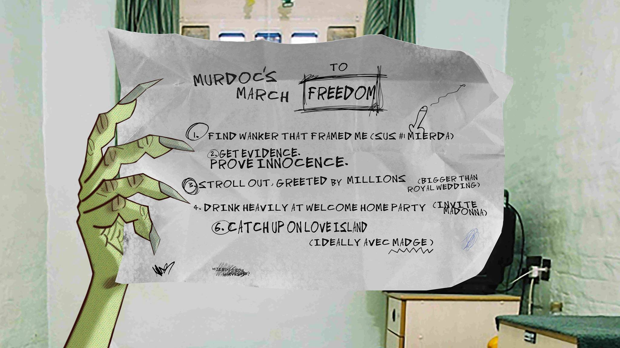 Murdoc's March to Freedom.jpg