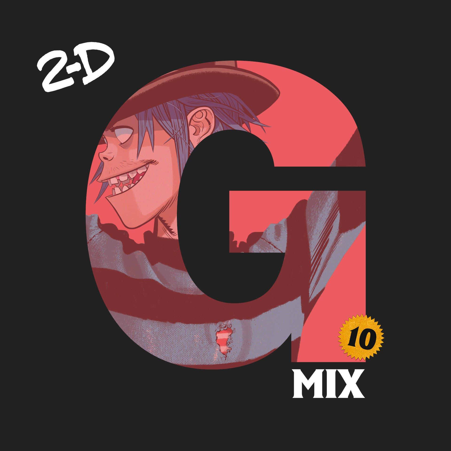 G-Mix: 2D 10