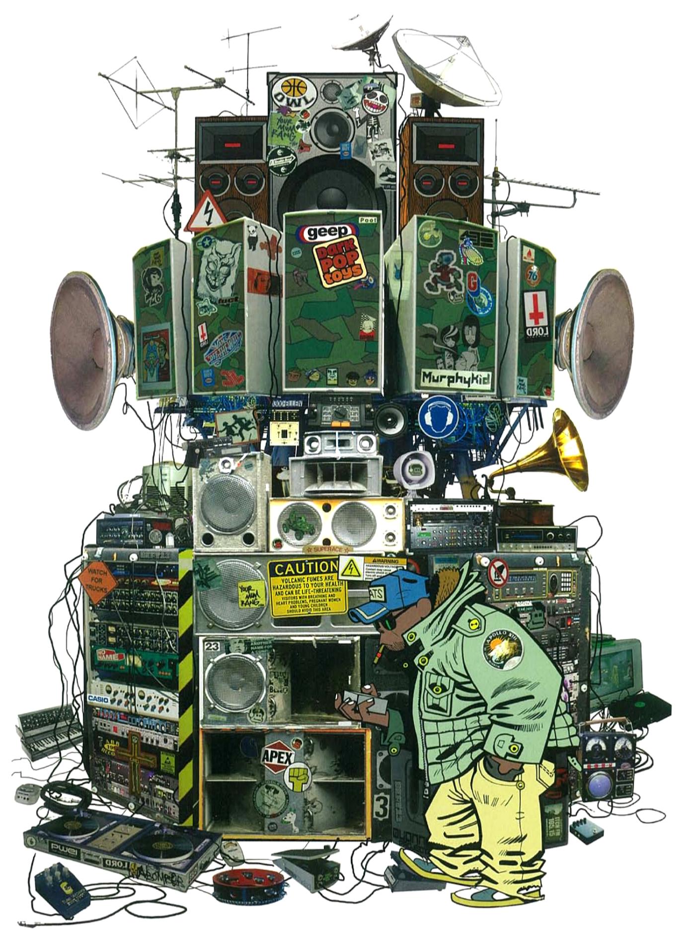 Hip Hop Machine