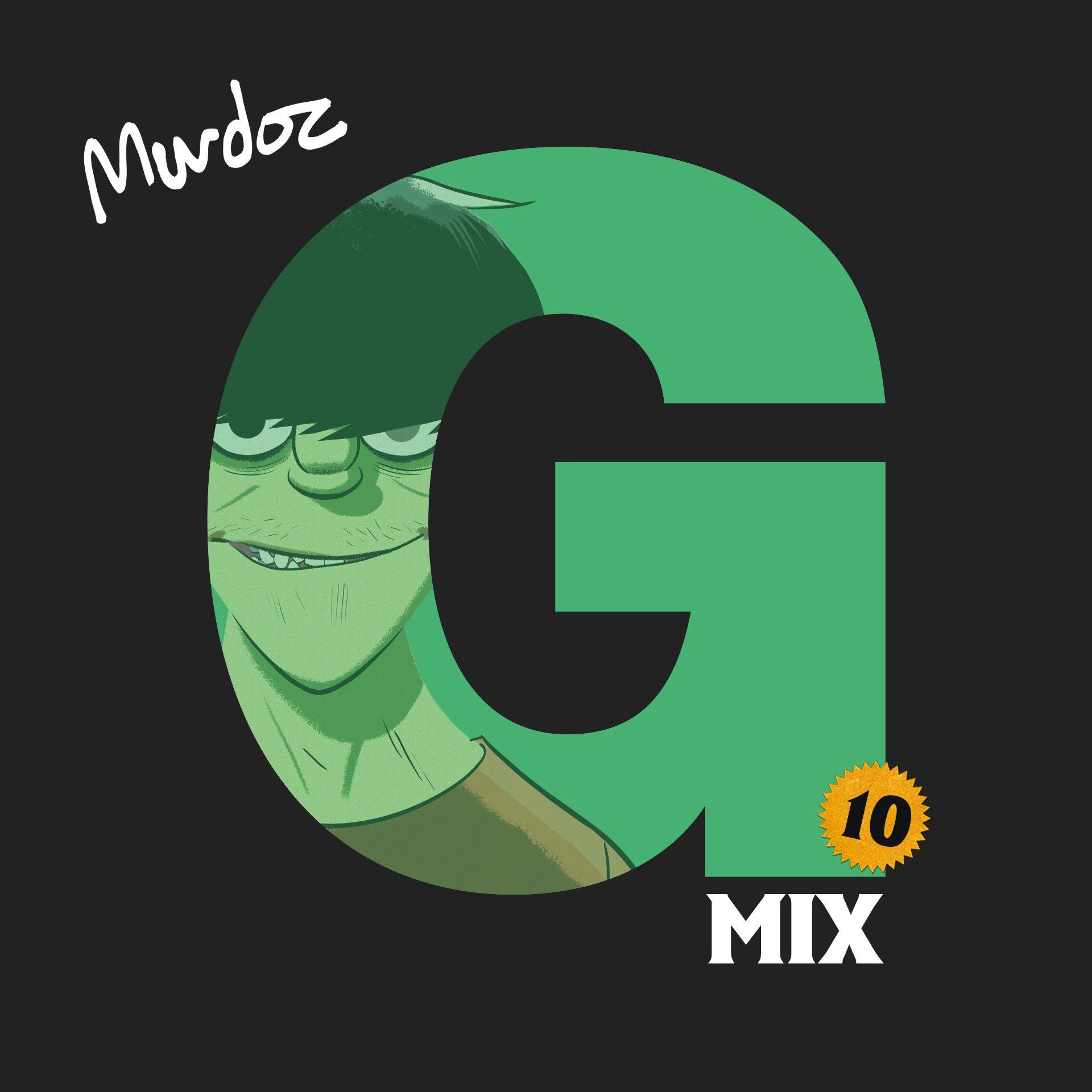 G-Mix: Murdoc 10