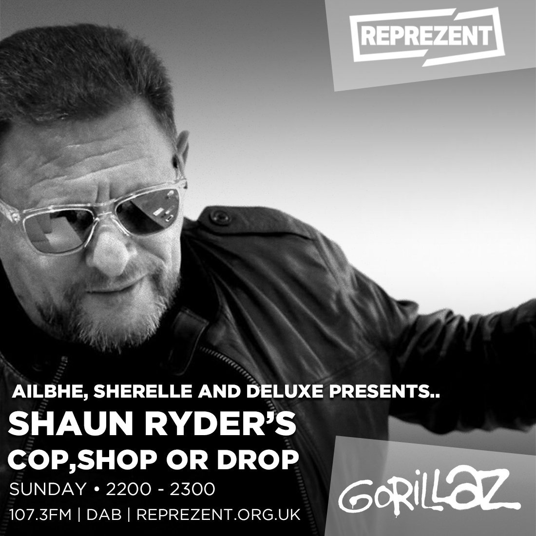 Ailbhe, Sherelle and Deluxe Presents.. Shaun Ryder's Cop, Shop or Drop