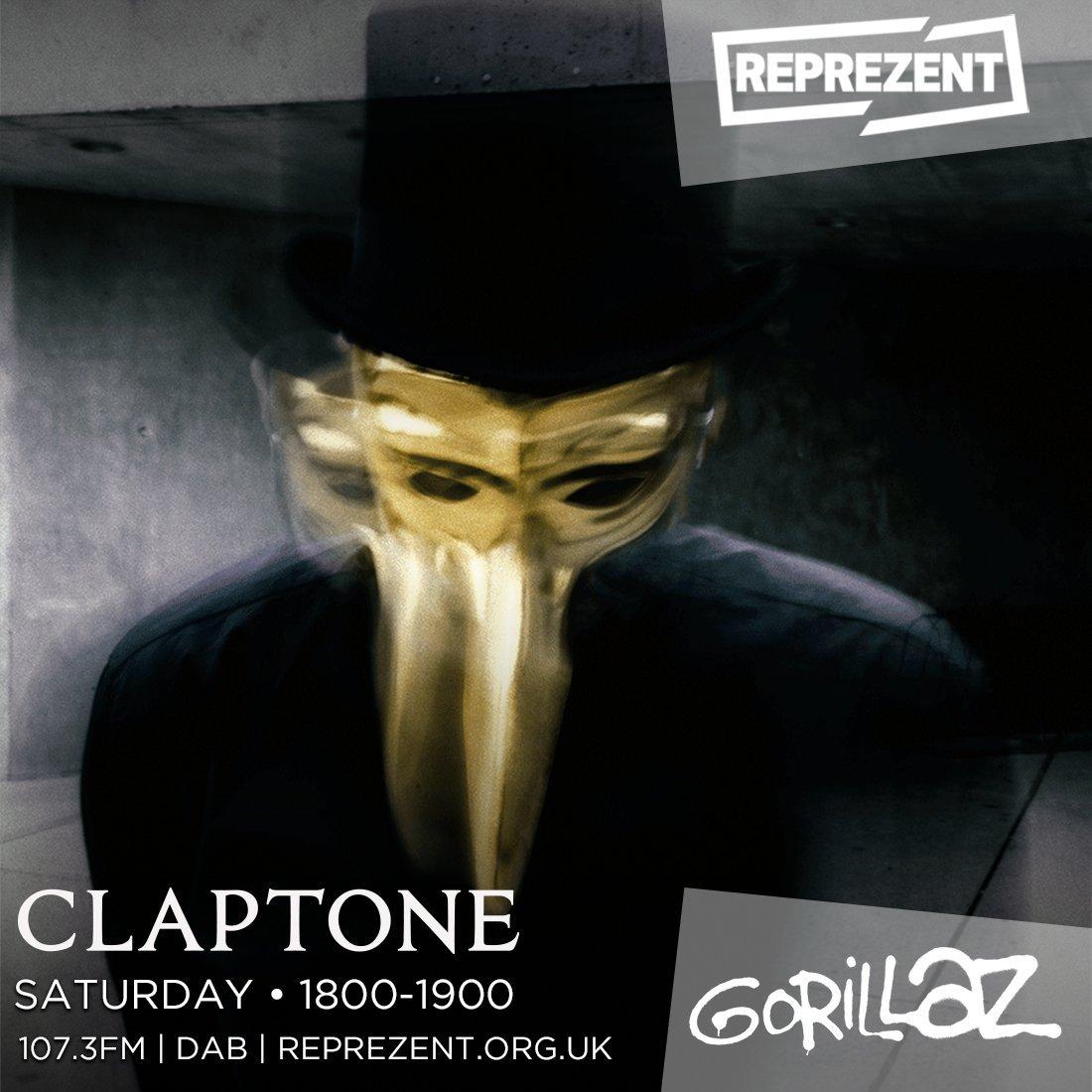 Gorillaz Mix Series: Claptone