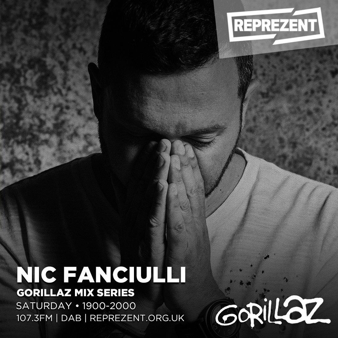 Gorillaz Mix Series: Nic Fanciulli