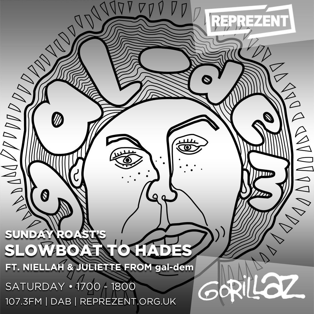 Sunday Roast's 'Slowboat to Hades' ft. Niellah & Juliette from gel-dem
