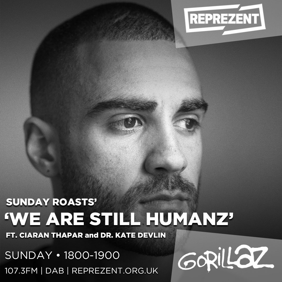 Sunday Roast's 'We are Still Humanz' ft. Ciaran Thapar & Dr. Kate Devlin