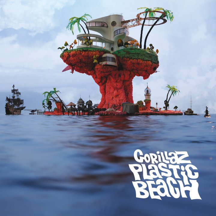 Plastic Beach Vinyl