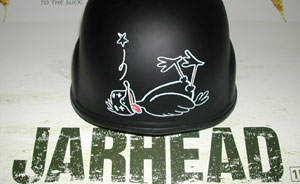 War Child Helmet