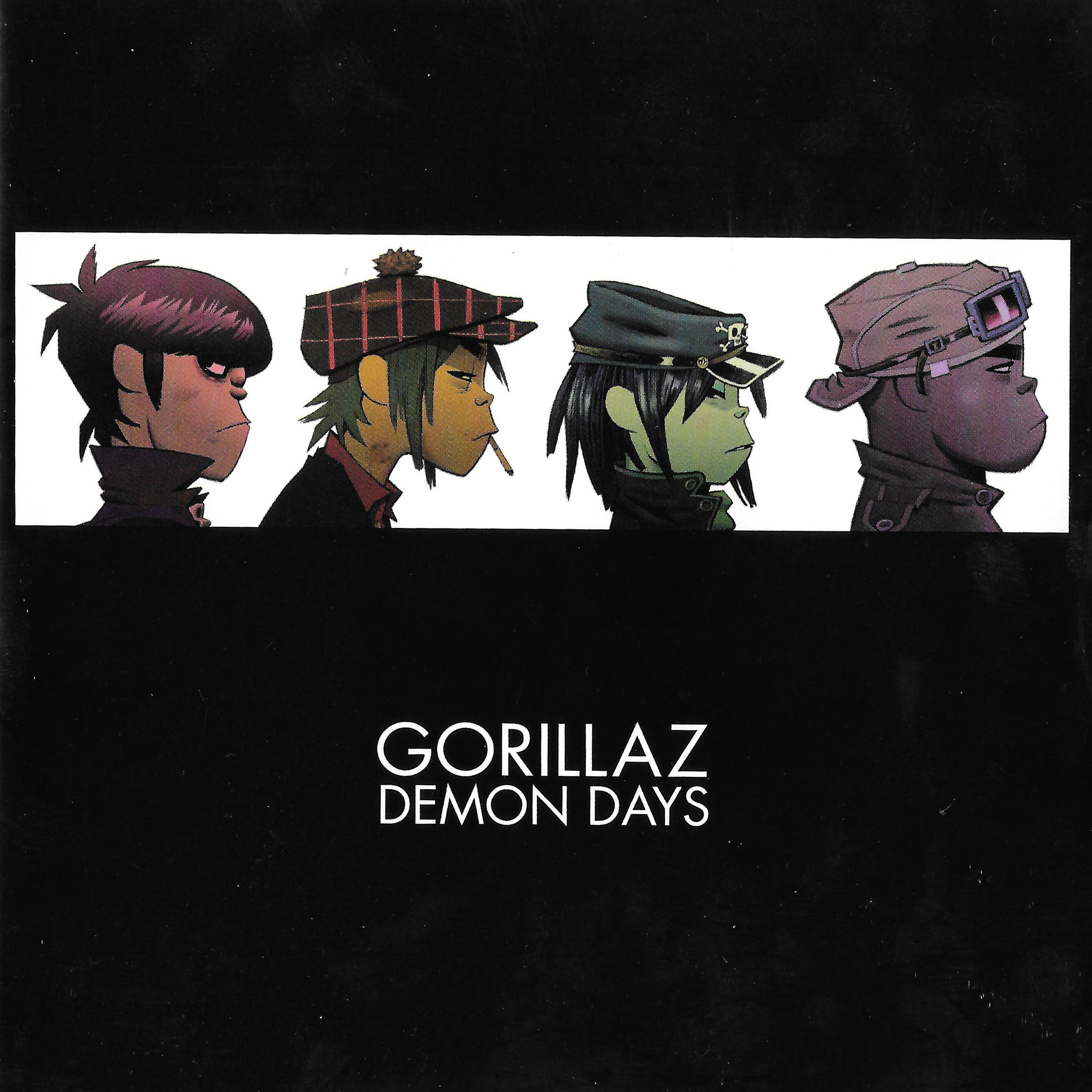 Demon Days Reissue