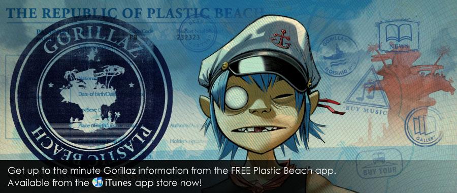 Plastic Beach App