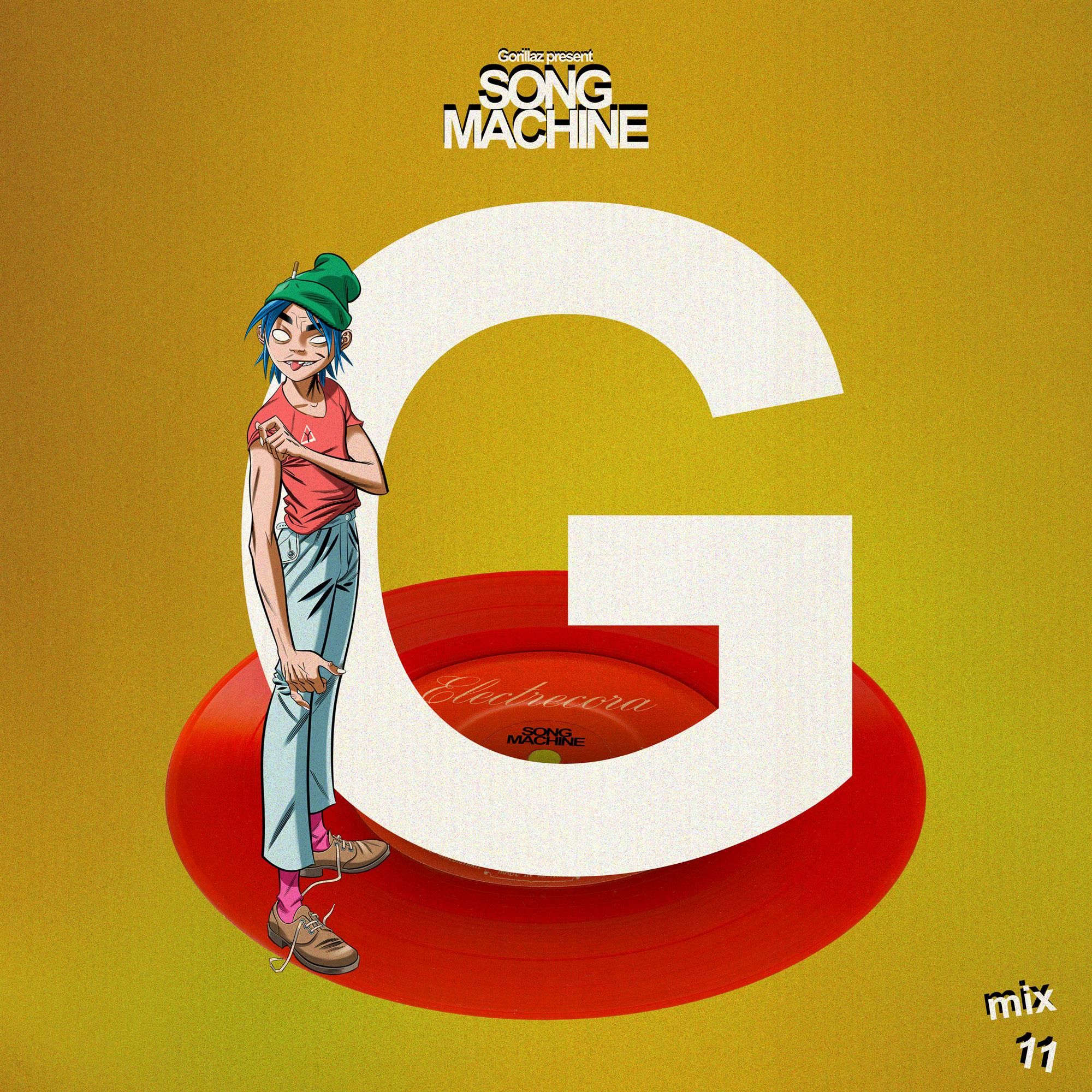 G-Mix: 2D 11