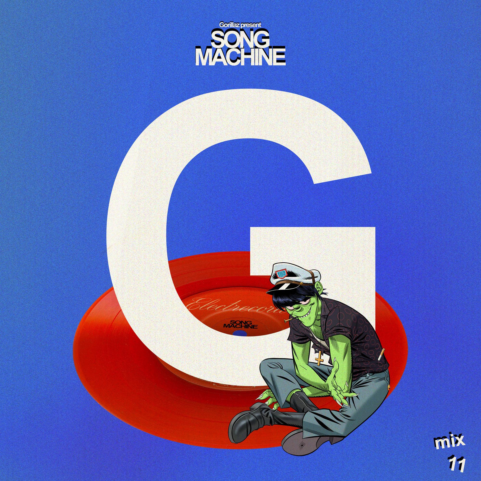 G-Mix: Murdoc Niccals 11