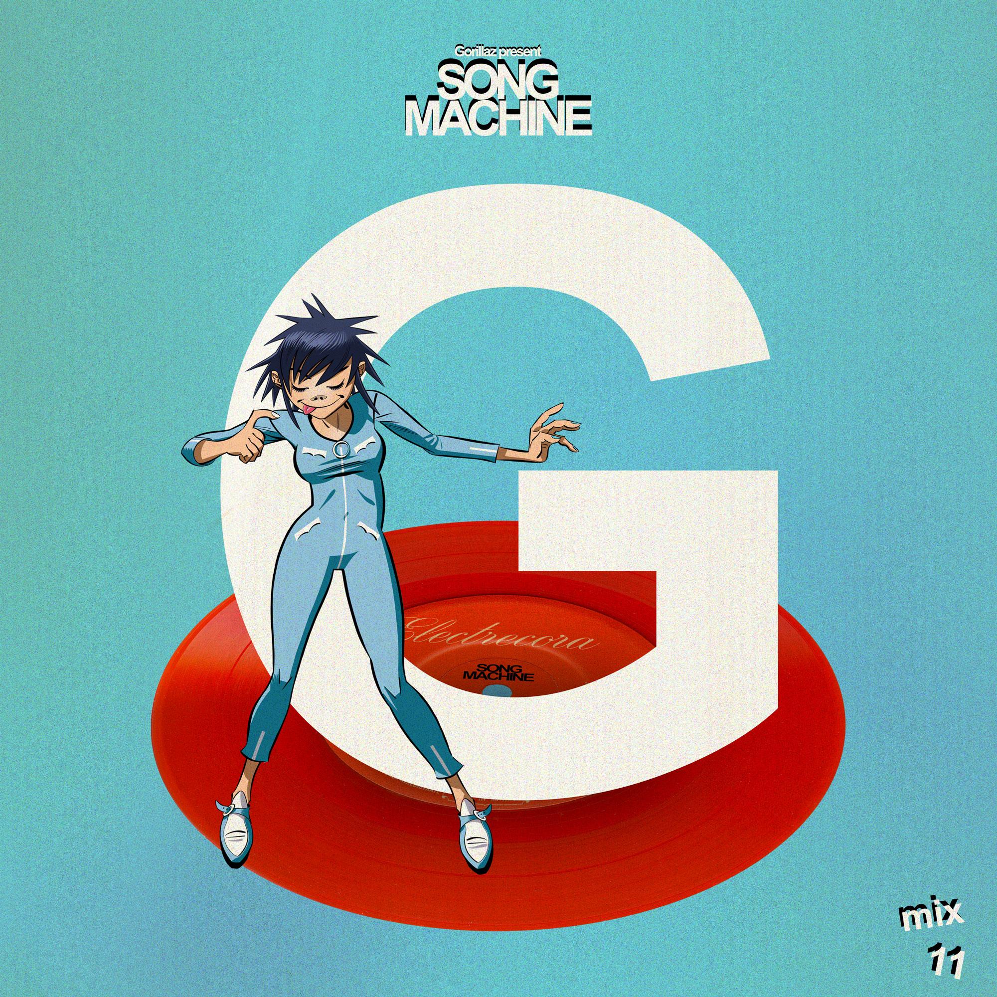 G-Mix: Noodle 11