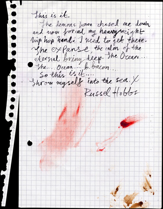 Russel's Note