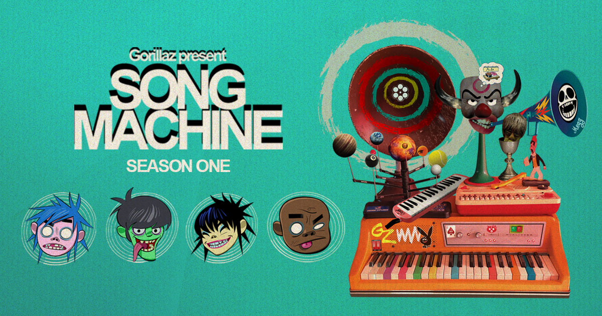 Song Machine (Season One)