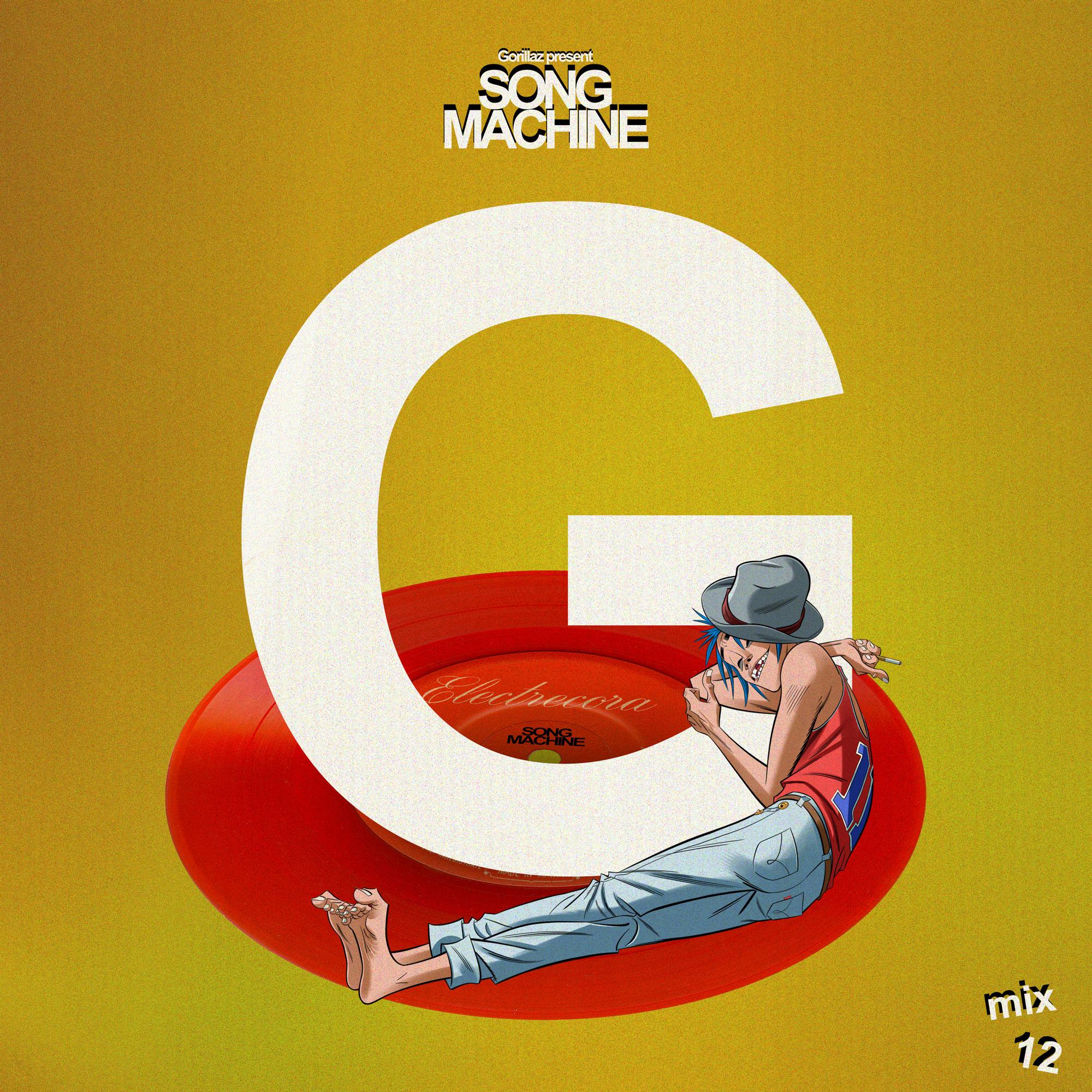 G-Mix: 2D 12