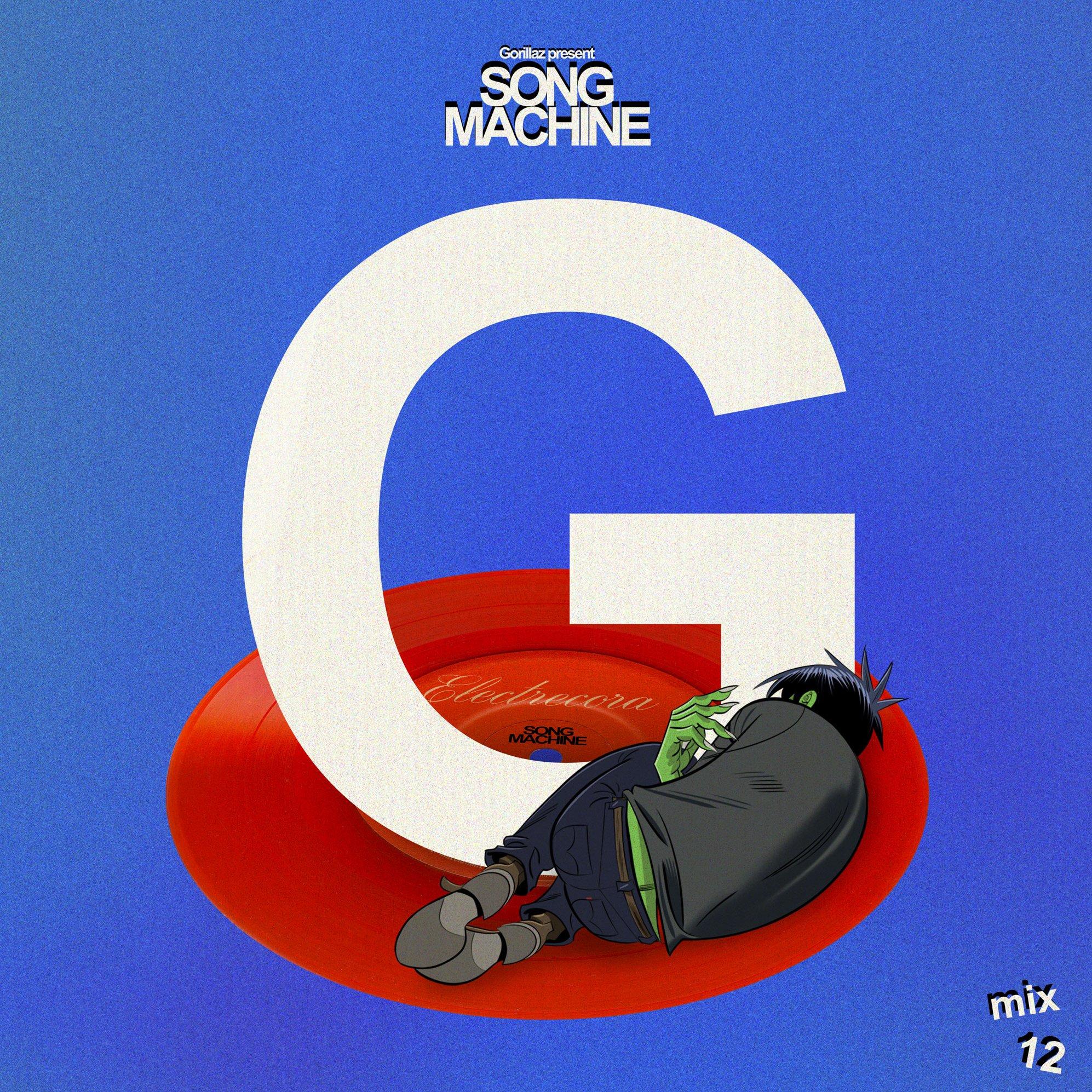 G-Mix: Murdoc Niccals 12