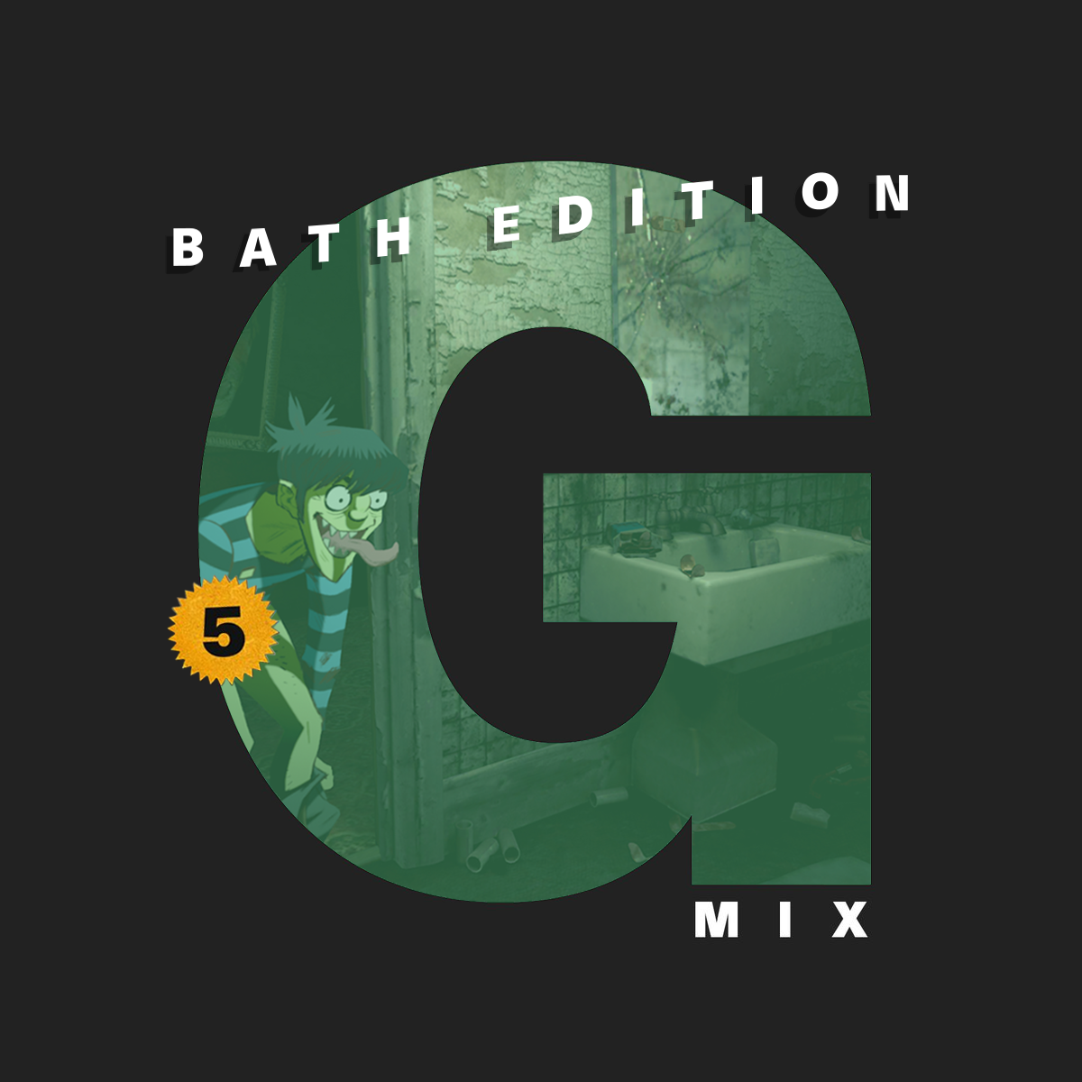 G-Mix: Murdoc (Bath Edition)