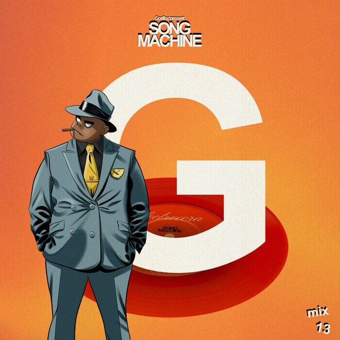 G-Mix: Russel Hoobs 13